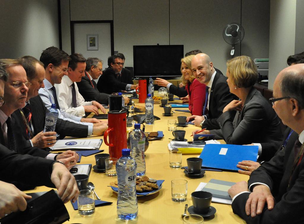 What EU Renegotiations?