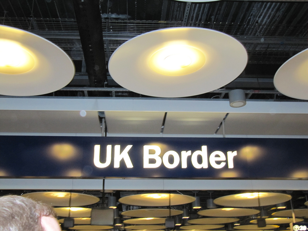 Election countdown – reason to vote UKIP #3 – Uncontrolled immigration doesn't work