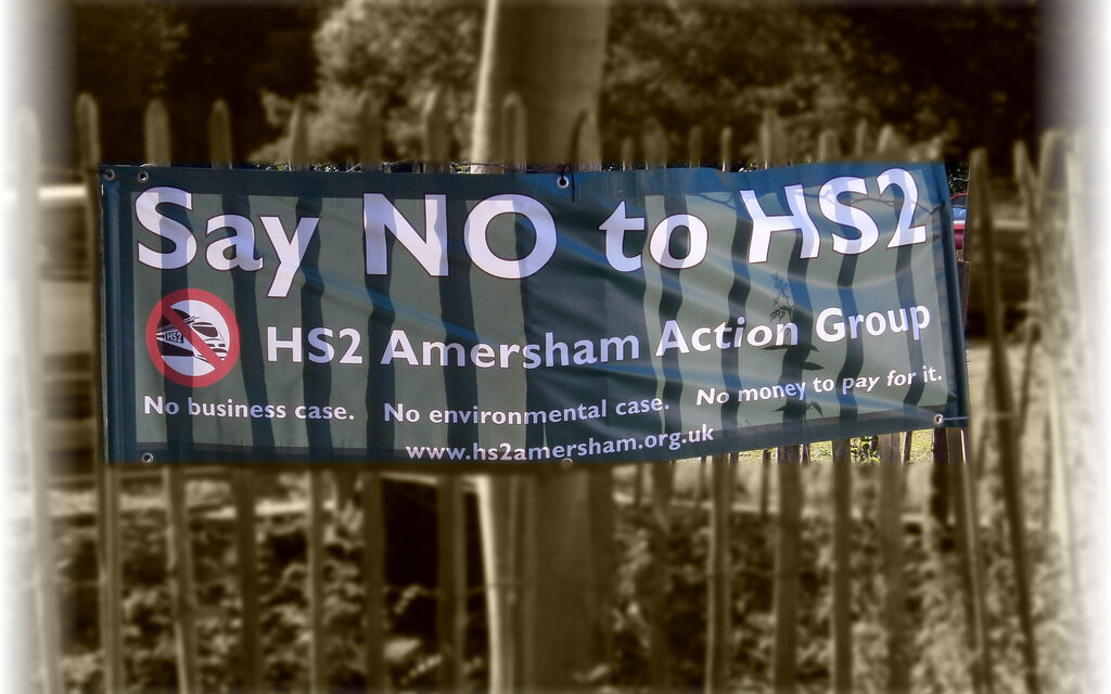 HS2 and a Further Loss of Sovereignty