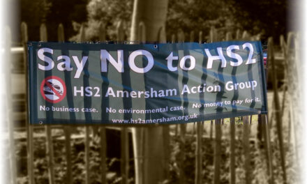 Campaign For Real Rail – A Better Use Of HS2 Money