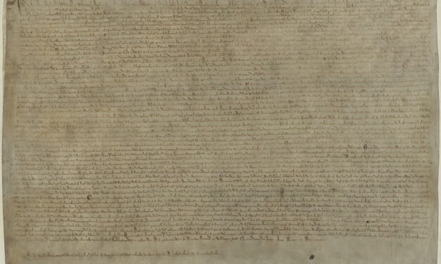 Nick Clegg? Meet John Hampden – He Would Like To Remind You About Magna Carta…