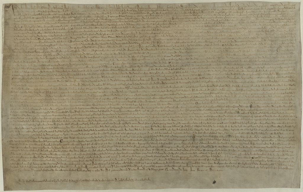 Magna Carta and Europe – then and now
