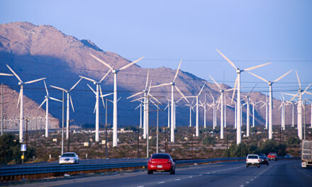 Wind power vs foreign power
