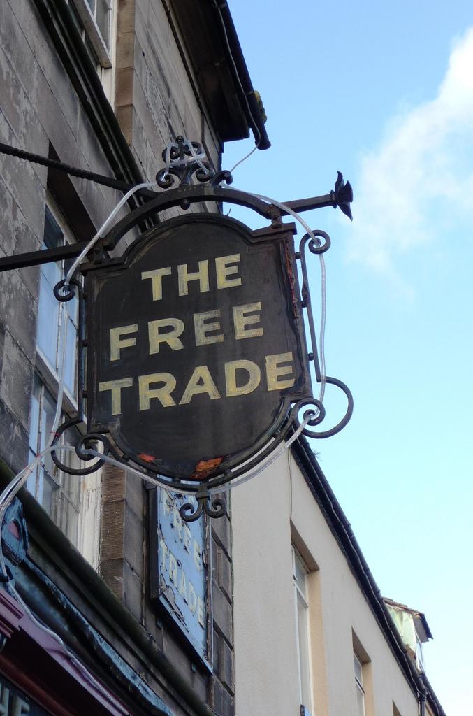 """Free Markets and ""Free Trade"" =  Elite Propaganda""  –  Part II"