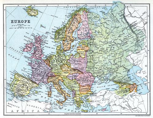 European justice – part 1