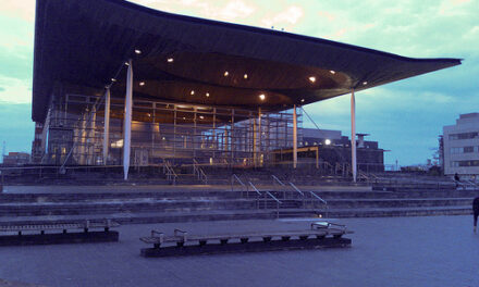 DEFIANCE IN THE WELSH ASSEMBLY