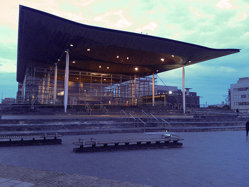 The Welsh Assembly – the first report by one of our AMs