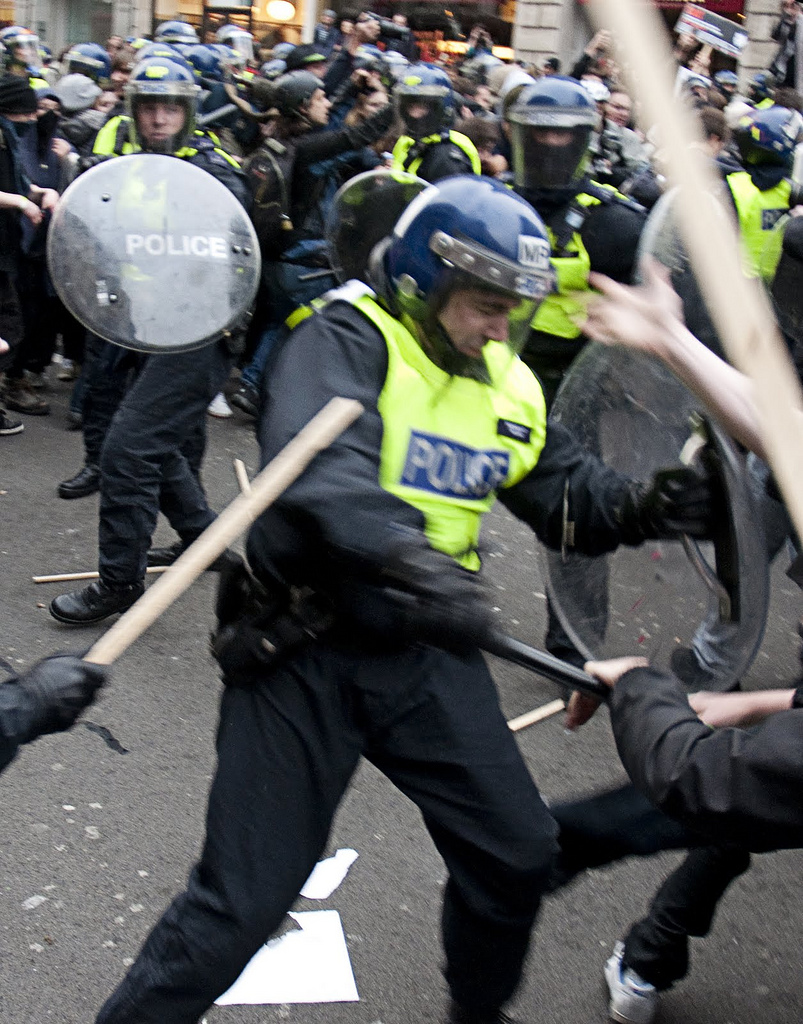 riot photo