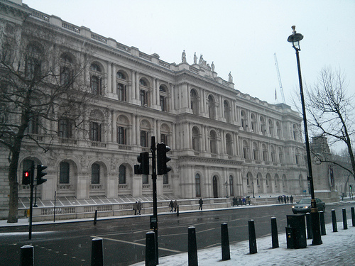 The Mandarins of Whitehall