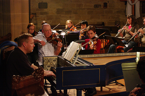 The EU Baroque Orchestra