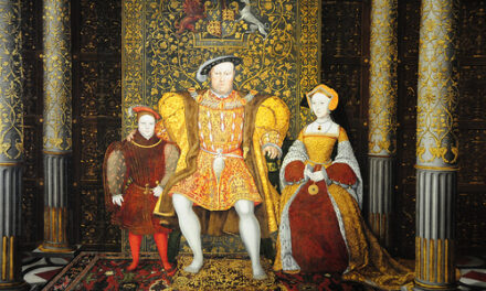 King Henry VIII and Brexit