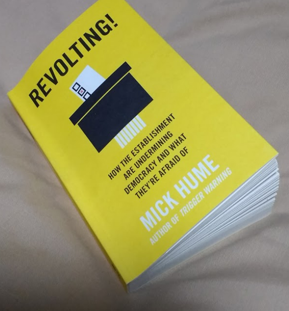 A Book Review: Revolting!