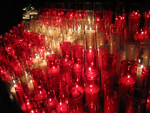 Can we do more than light candles?