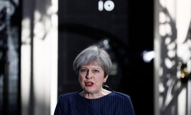 'Saving the Planet' or: The Madness of Ms May