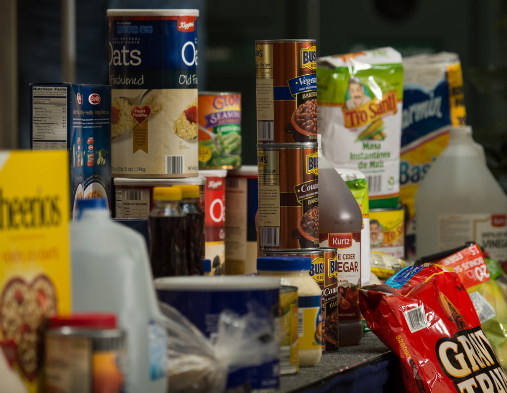 What's the Problem with Food Banks?