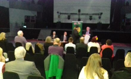 UKIP Newport (South) Branch meeting hosting Henry Bolton