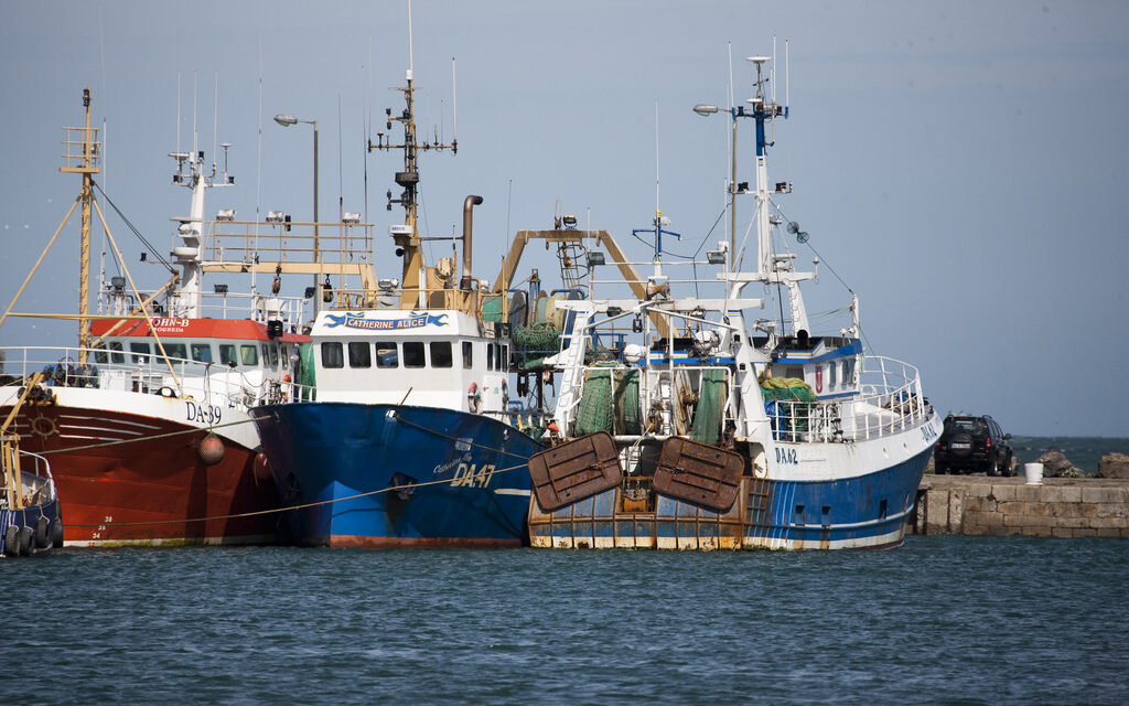 Fishing – a Step Backwards