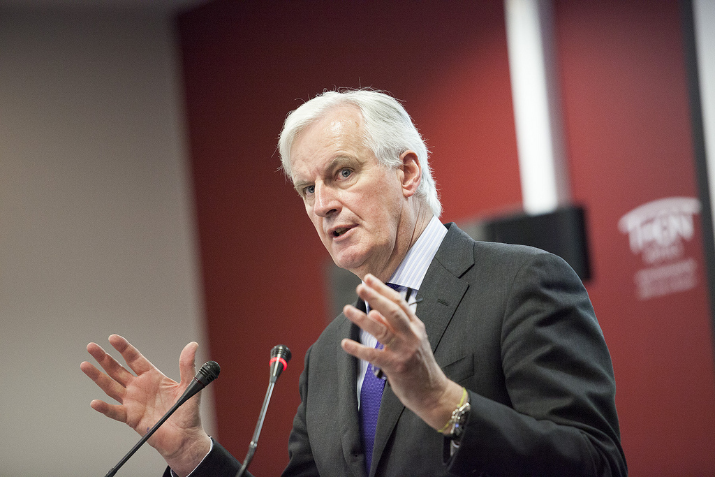 Barnier's Speech to the Germans – the Low-Down – Part One