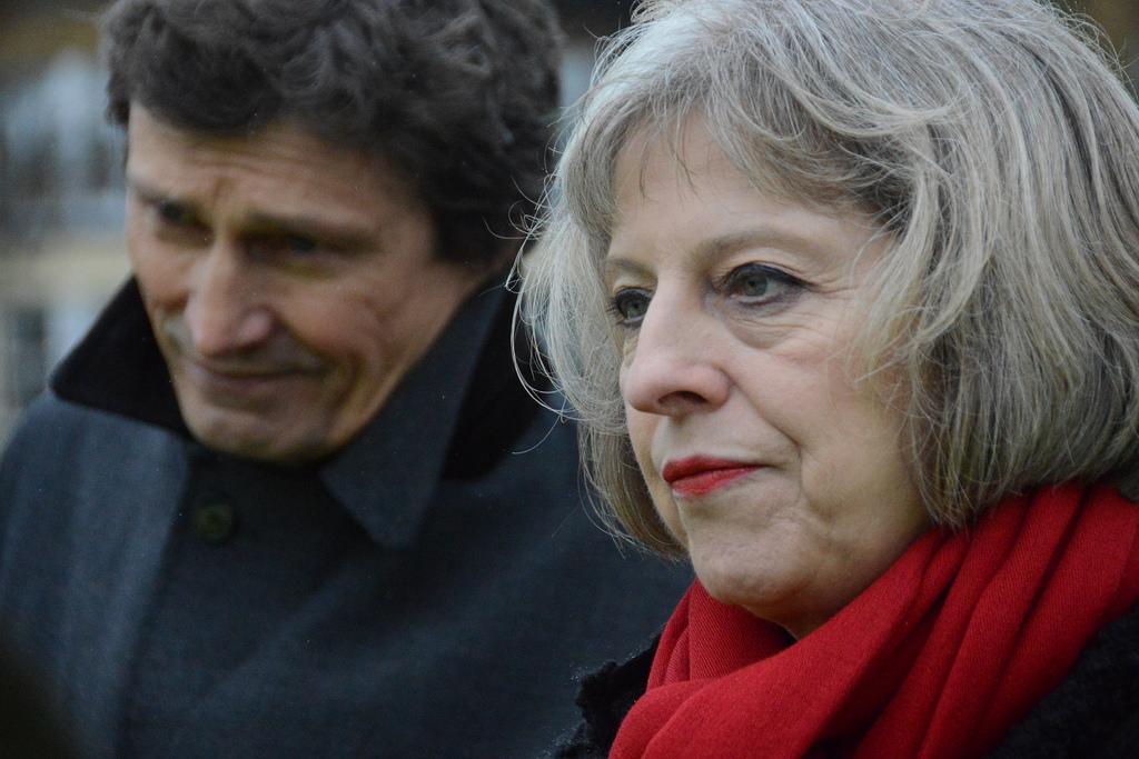 Mrs May's EU Vassal State