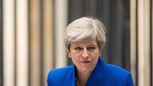 May cancels withdrawal vote