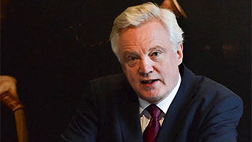 Statement by David Davis