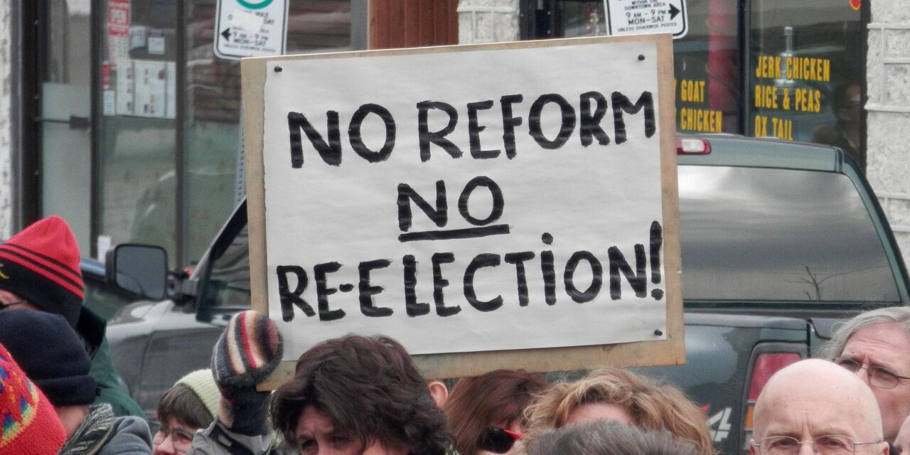 Electoral Reform (Stage 1), The arguments for voting reform. Part 4c.