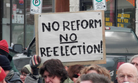 Electoral Reform (Stage 1), The arguments for voting reform. Part 4c.