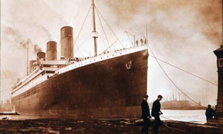 The Titanic and a Place in a Lifeboat