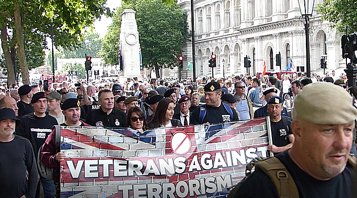 VETERANS AGAINST TERRORISM REFUTE BOLTON'S CLAIM