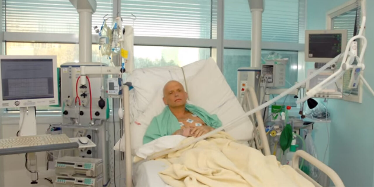 The murder of Alexander Litvinenko