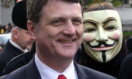 Letter from Gerard Batten