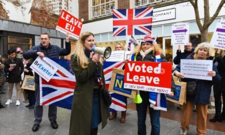 """Action for Brexeter"" rally on Saturday (24th March) in Exeter.   A report by Alison Sheridan, Chair UKIP Exeter"