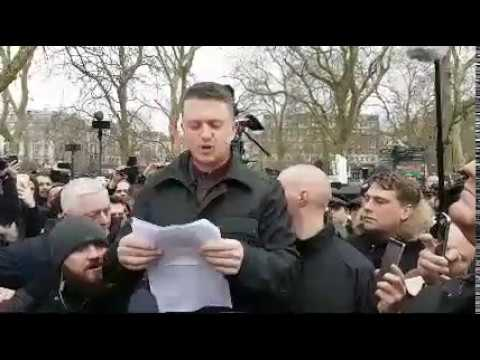 The Battle for Speaker's Corner – London, Sunday 18th March 2018