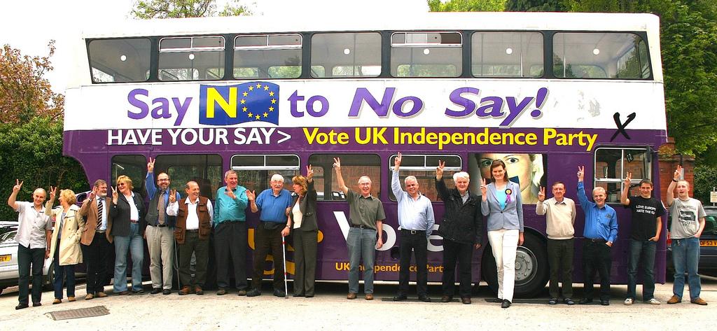 UKIP LOCAL ELECTION MANIFESTO