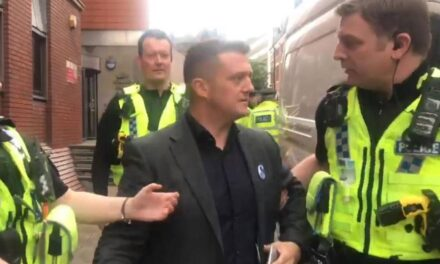 Tommy Robinson, the cowardice of our MSM and a legal challenge