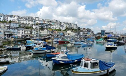 Brixham Trawler Race Day – Report