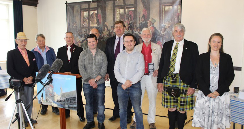 Democratic reform meeting in Malmesbury