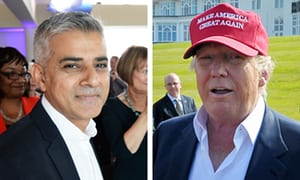 Shock and anger as Trump Rally BANNED by Met Police.