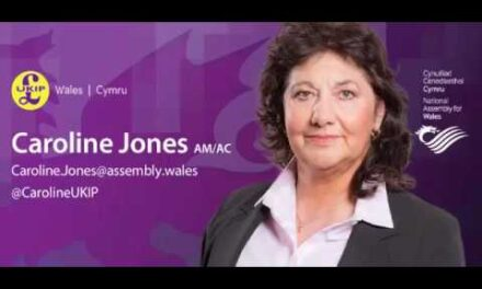 UKIP Wales Needs a Fresh Start, I'm standing to deliver it! — by Caroline Jones AM