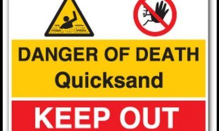 Quicksand, the EU, and the Borg