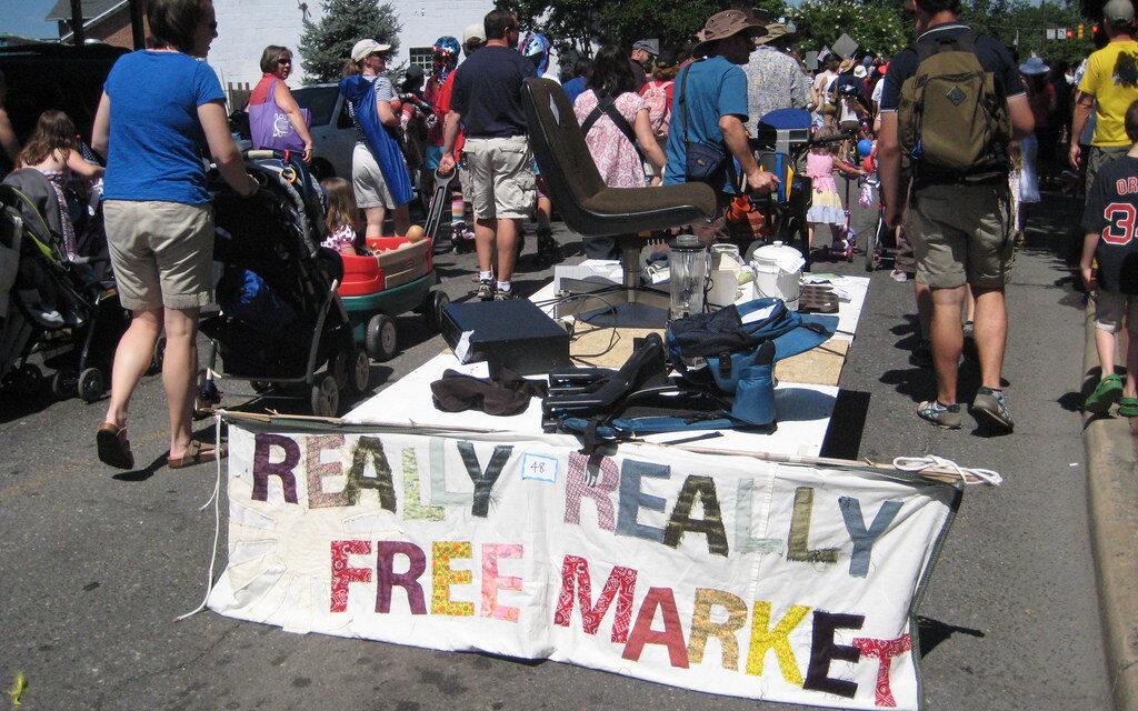 """Free Markets and ""Free Trade"" = Elite Propaganda"" Part I"