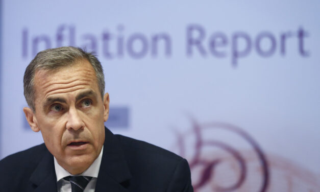 Carney Paid £7m to Predict Nothing