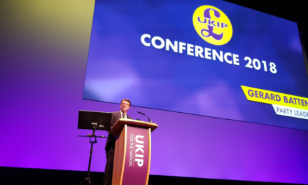 Reflections on the UKIP Conference 2018 – Part I