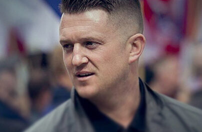 Tommy Robinson: Result = Intention