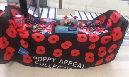 A Morning Selling Poppies
