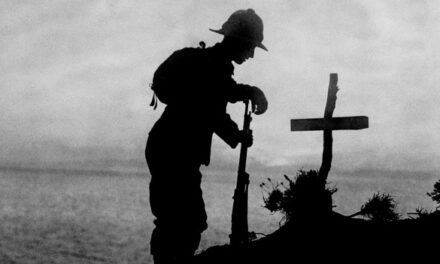 Reflections on Remembrance Sunday, 11th November 2018