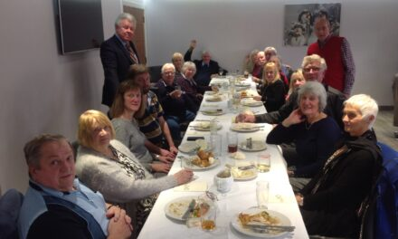 Christmas lunch, UKIP Torridge & West Devon Branch