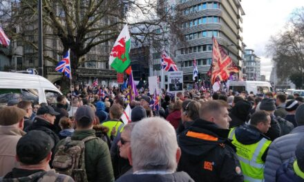 Brexit Rally Report