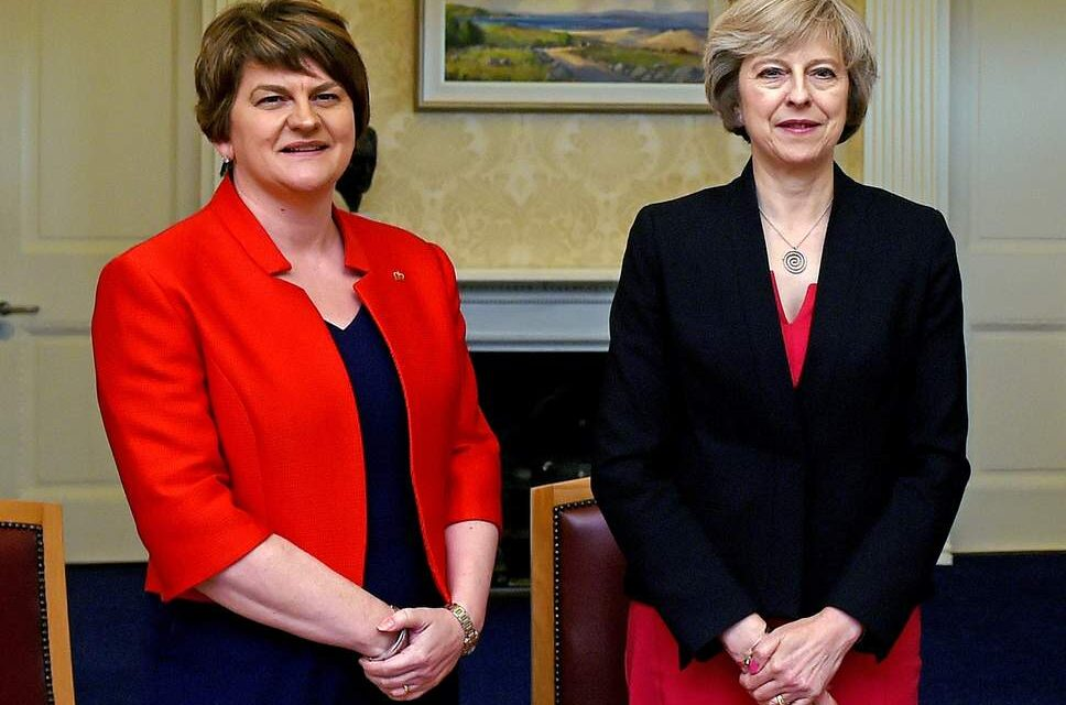 The PM and the DUP  –  Part II