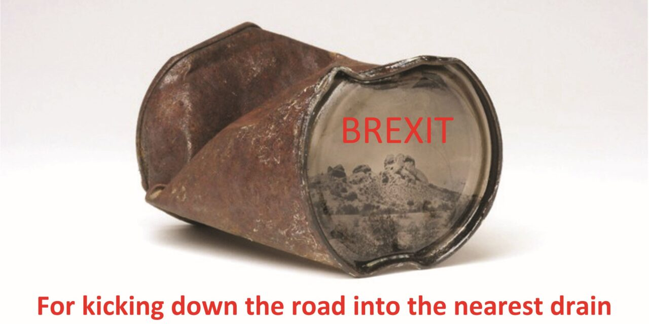 YOUR DAILY BREXIT BETRAYAL – Monday 3rd June 2019